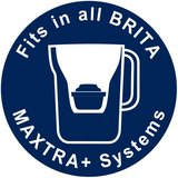 Past in alle BRITA waterfiltersystemen