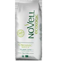 Cafès Novell Organic Mocca