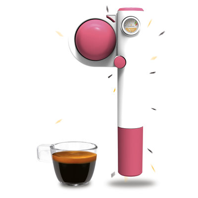 Quick Mill Handespresso Pump Pop Roze
