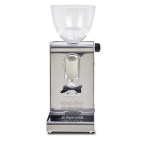 Ascaso I-Steel i-1 vlakke maalschijven 250W koffiemolen