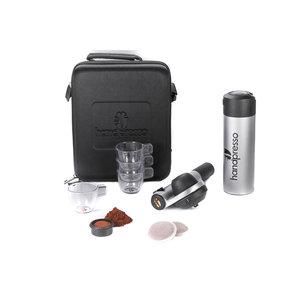 Quick Mill Handespresso Pump Zilver Set